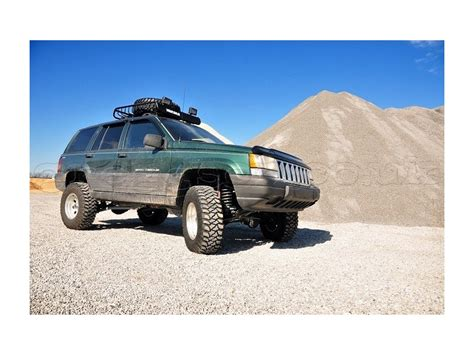 jeep grand suspension kits jeep grand zj 4 quot arm lift kit suspension