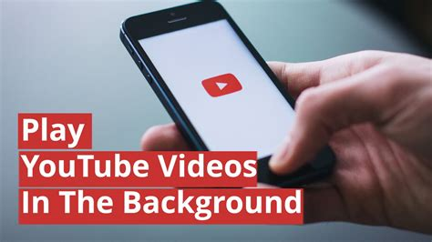 how to make play in background iphone how to play in background in android
