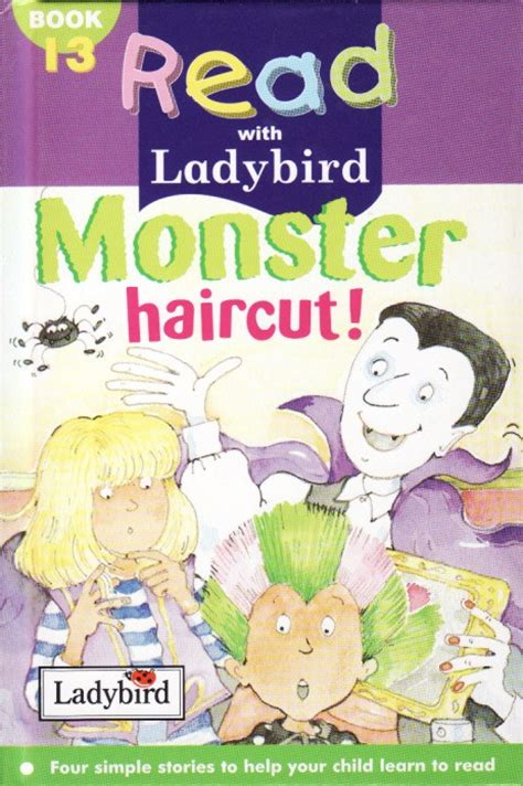 the haircutter a novel books haircut read with ladybird book 13 gloss hardback 1991