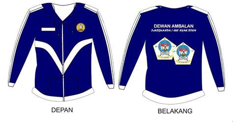 desain jaket jumper warna biru setia yu ta jaket dewan ambalan ir h djuanda cut nyak