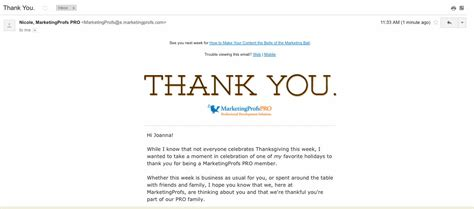 Thank You Card Template To Embed In Email by 8 Often Overlooked Opportunities To Authentically Thank