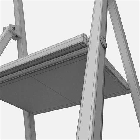3d Model Ladder
