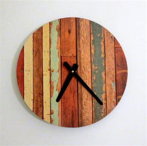 26 extremely creative handmade wall clocks style motivation 26 extremely creative handmade wall clocks style motivation