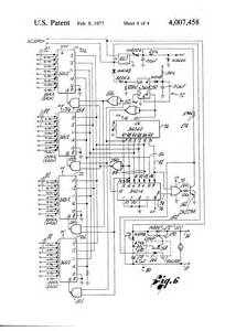 patent us4007458 digital two wire irrigation control