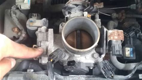 Stop L Honda Accord Cielo 1994 Rh throttle cleaning 2002 civic