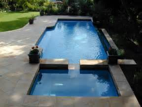 Backyard Retreats Pools And Spas Pool And Spa Modern Pool San Francisco By Swanpools