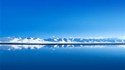 snow mountains landscape wallpapers hd wallpapers id