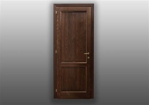 porte in legno massello prezzi porte in legno massello pistoia produzione e vendita toscana
