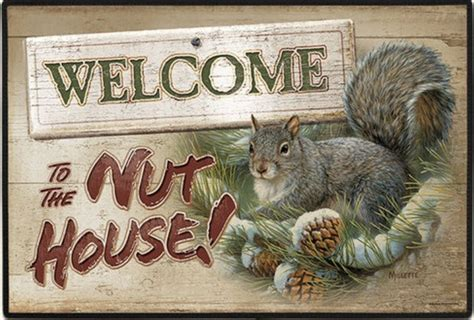 nut house welcome to the nuthouse doormat coco mats n more