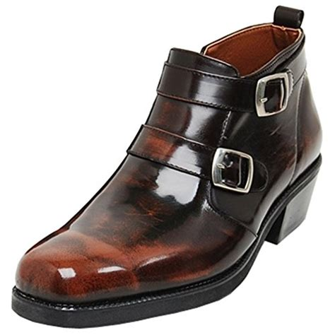 epicsnob mens shoes leather dress formal casual chelsea