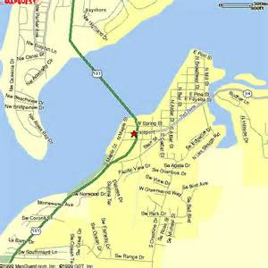waldport map waldport oregon map