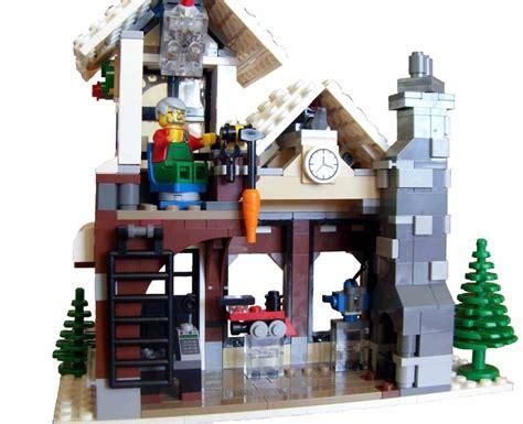 Post Office 10199 by Lego 10199 Winter Shop I Brick City