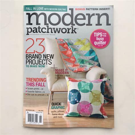 karenlewistextiles modern patchwork a giveaway
