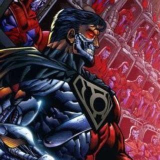 kaos d square cyborg superman cyborg superman character comic vine