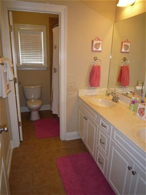 and bathroom set up bathroom