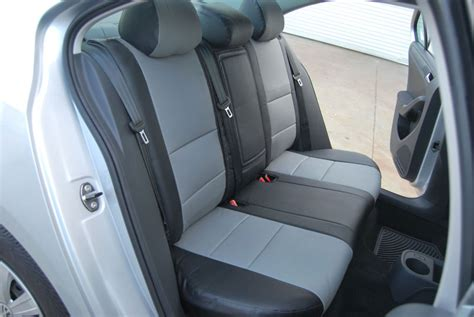 2011 vw jetta seat covers vw jetta 2011 2014 iggee s leather custom fit seat cover