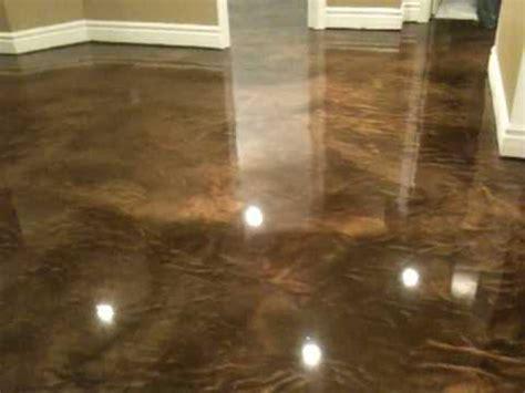 reflector enhancer metallic epoxy floor concrete