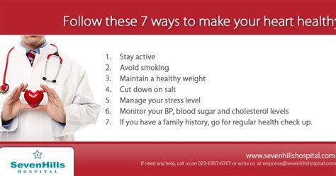 7 Ways To Express Your To Your by Quot 7 Ways To Keep Your Healthy Quot Sevenhills Hospital