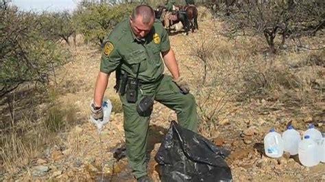 Border Patrol Arrest Records Humanitarian Arrested After Releases Report