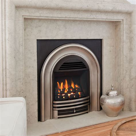 Valor Gas Fireplace Inserts by Valor Portrait Classic Arch Gas Fireplace Insert