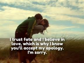 Sorry love quotes for her amp him apology quotes pics