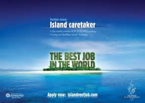Case study the best job in the world doz