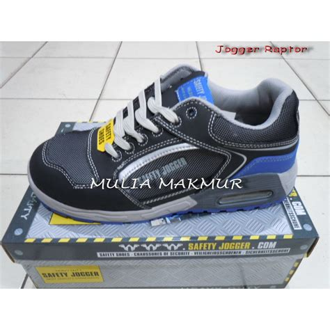 Sepatu Safety Merk Work sepatu safety jogger raptor s1p shopee indonesia