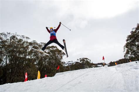 australian snow uni games