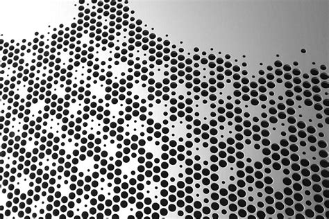 decorative perforated sheet metal  patterned openings