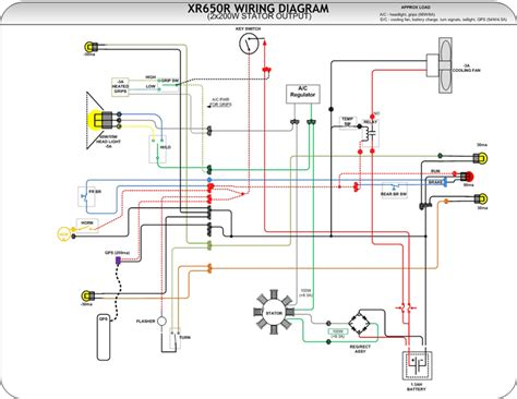 baja designs crf 230 wiring diagram wiring diagram with