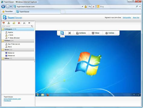 windows 7 themes remote desktop remote desktop software for 2015 logmein tightvnc
