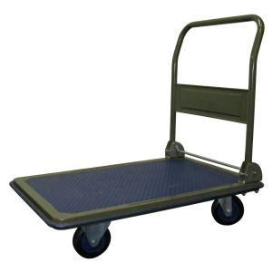 olympia heavy duty 600 lb capacity folding platform cart
