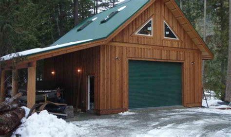 12 Artistic Rustic Garage Plans   House Plans   47598