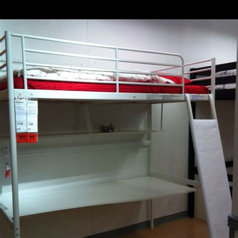 tromso loft bed ikea tromso loft bed 119 desk 99 99 home other