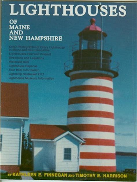 collage of from maine to new hshire lighthousepage gift shop lighthouses of maine and new hshire book