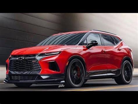 Chevrolet K5 Blazer 2020 by 2020 Chevrolet Blazer It S Back Better Than
