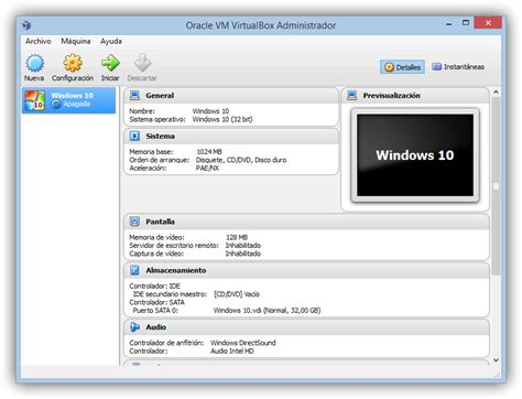 imagenes virtual box la beta de virtualbox 5 llega con importantes novedades
