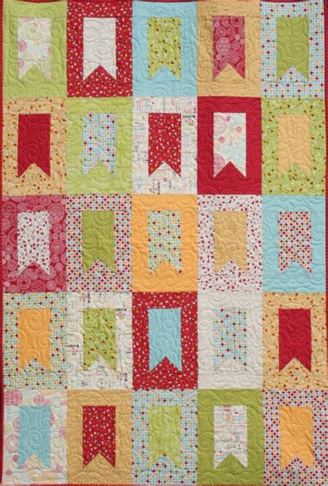 Moda Quilts by Wishes Quilt Kit Featuring Moda Fabrics