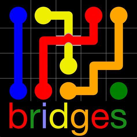 free flow flow free bridges on the app store on itunes