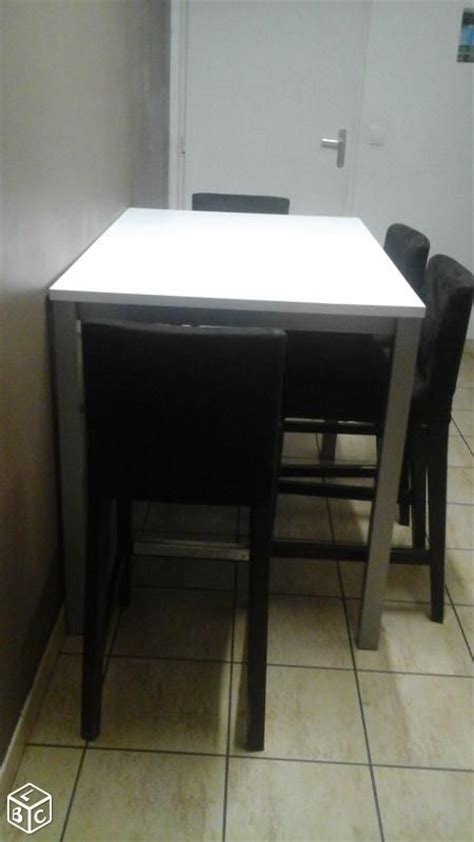 table de cuisine ik饌 chaises cuisine ikea chaises hautes pour la