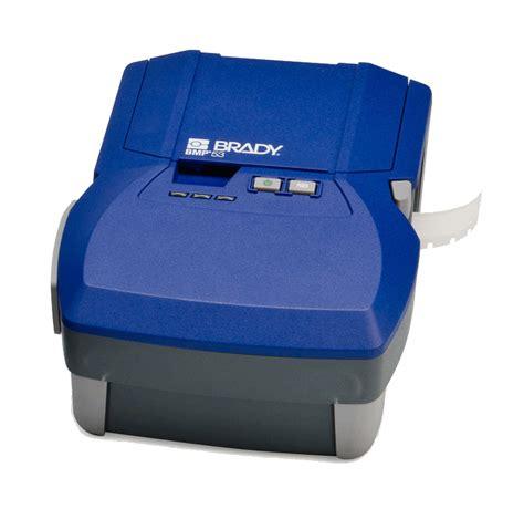 Brady Label Printer brady bmp53 label maker