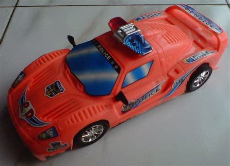 jual mainan mobil sedan polisi juragan mainan