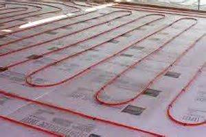 2017 radiant heating installation costs price to install