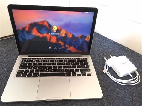Macbook Air I5 Ram 8gb Early 2015 apple macbook pro 13 retina early 2015 2 7ghz i5 8gb ram 128gb ssd with applecare september