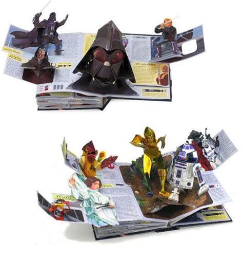libro star wars a pop pop up punch 15 3 d books adults will love urbanist