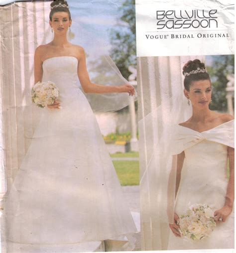 pinterest gown pattern v vogue patterns wedding dresses pinterest vogue wedding