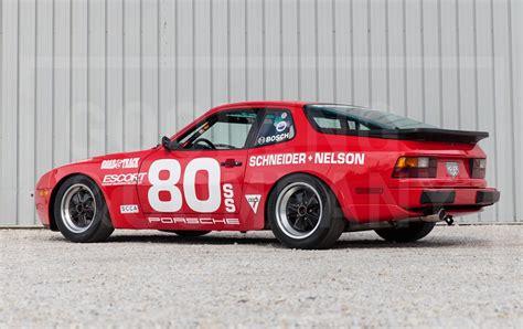 Porsche Turbo Cup by Porsche 944 Turbo Cup 1985 Sprzedane Giełda Klasyk 243 W