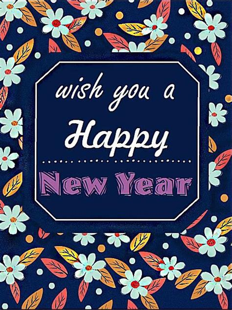 new year cards to print free 7 free printable new year cards for friends and family