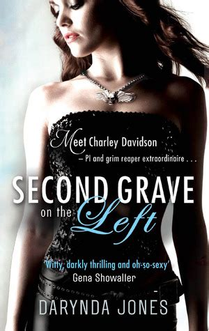 Second Grave On The Left 2 second grave on the left davidson 2 by darynda jones reviews discussion