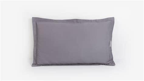 Flat Pillow by Flat Pillow Gray